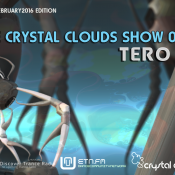 Tero A - The Crystal Clouds Show 087 [February-2016 Edition]