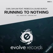 Carl Daylim feat. Rebecca Louise Burch - Running To Nothing