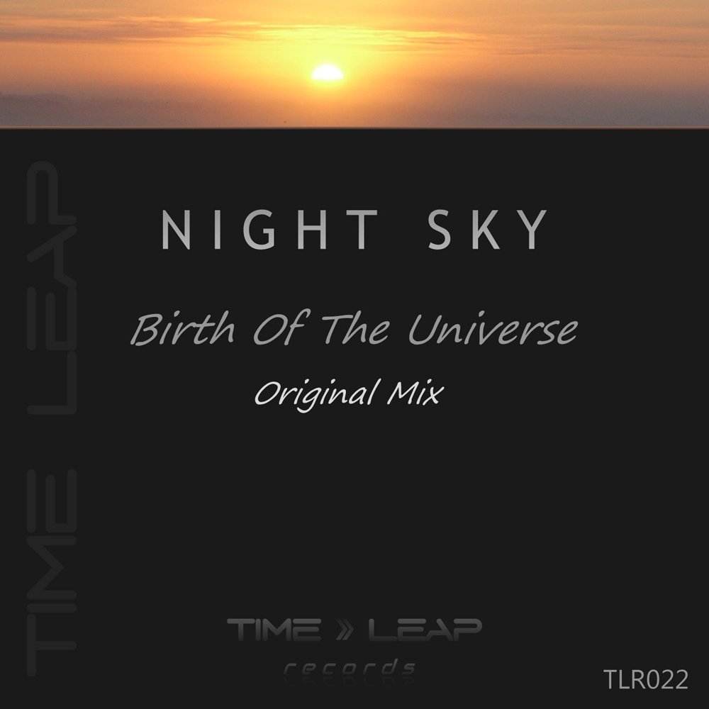 Night Sky - Birth Of The Universe
