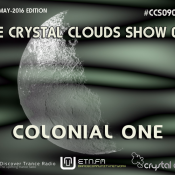 Colonial One - The Crystal Clouds Show 090 [May-2016 Edition]
