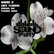 Andre H - Grey Flowers