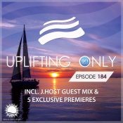 Ori Uplift - Uplifting Only 184 (incl. J.Host Guestmix)