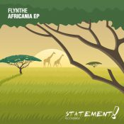Flynthe - Africania EP