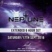 Neptune Project - Live @ Trance Republic, Singapore