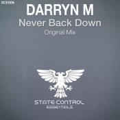 Darryn M - Never Back Down