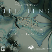 Space Garden - Crystal Clouds Top Tens 276 (April-2017)