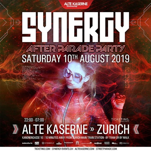 John O'Callaghan - Live @ SYNERGY, Zurich After Party 10